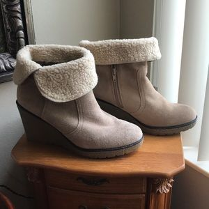 Never worn! Sturdy & sexy booties!!